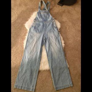 NWT Jean overalls